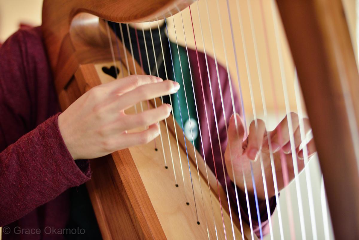 ShizukuAosaki-harp-2